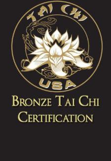 Bronze Level Tai Chi Certification