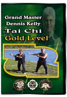 Tai Chi Gold Level DVD or Video