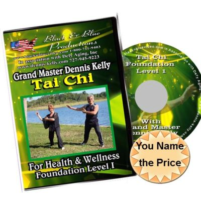 Tai Chi Foundation Level 1 DVD or Video