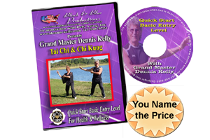 Learn Tai Chi and Chi Kung from Master Kelly