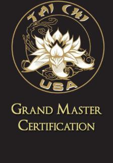 Grand Master Level  Instructor Program
