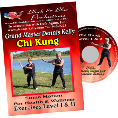Chi Kung 1 and 2 Instructional DVD